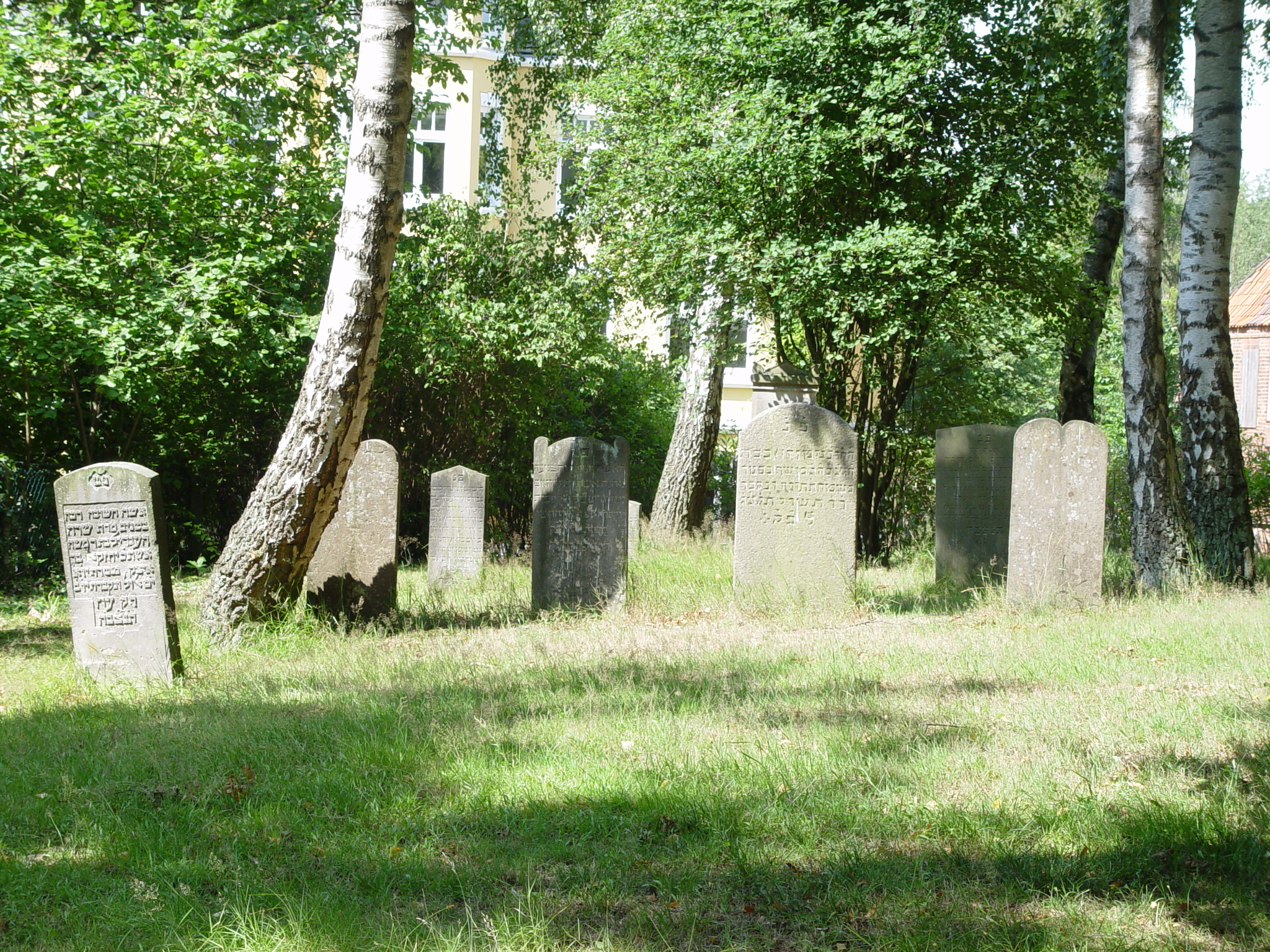 Friedhof Bad Segeberg